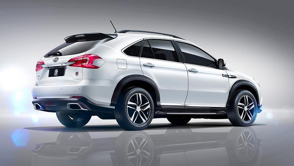 2015 BYD Tang Hybrid SUV 4 Chinese 2015 BYD Tang Hybrid SUV details