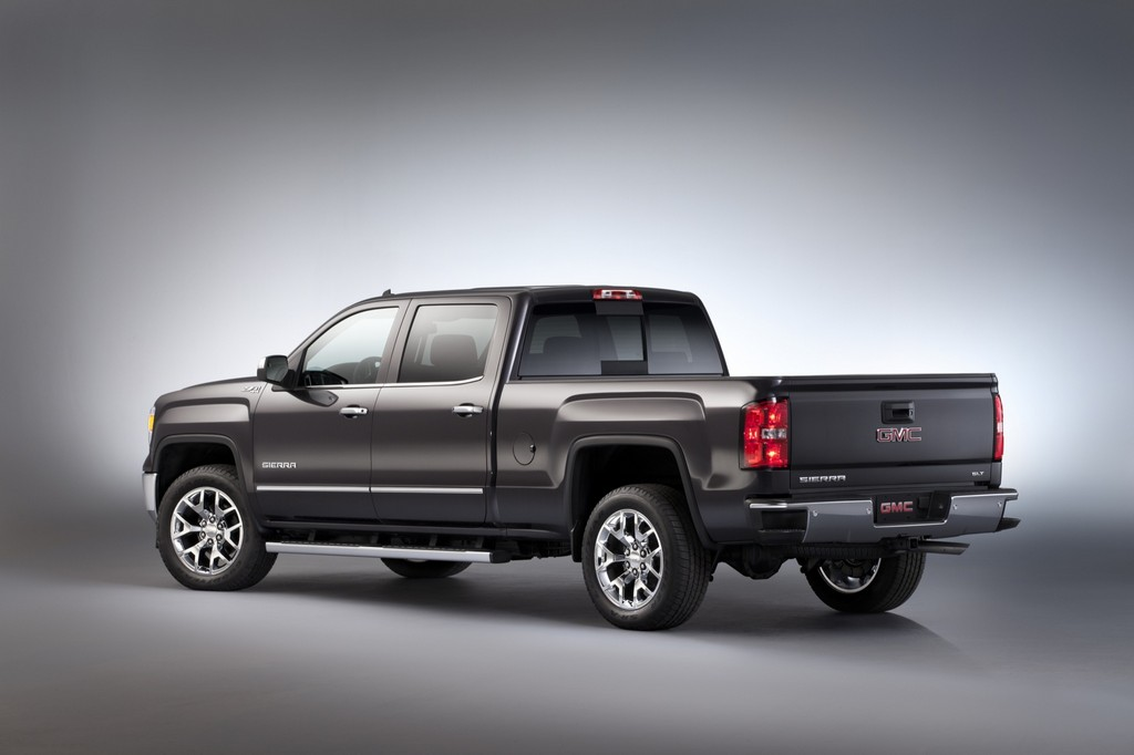 2015 GMC Sierra Elevation Edition 21 2015 Chevrolet Silverado Midnight Edition