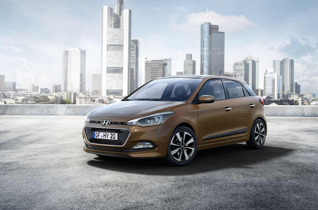 2015 Hyundai i20 2 New 2015 Hyundai i20 features and photos