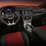 2015 Jeep Grand Cherokee SRT Red Vapor Interior (1)