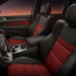 2015 Jeep Grand Cherokee SRT Red Vapor Interior (2)