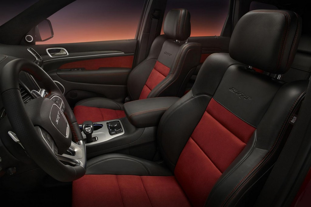 Jeep Prices 2015 Grand Cherokee Srt Red Vapor Limited