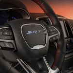 2015 Jeep Grand Cherokee SRT Red Vapor Interior (4)