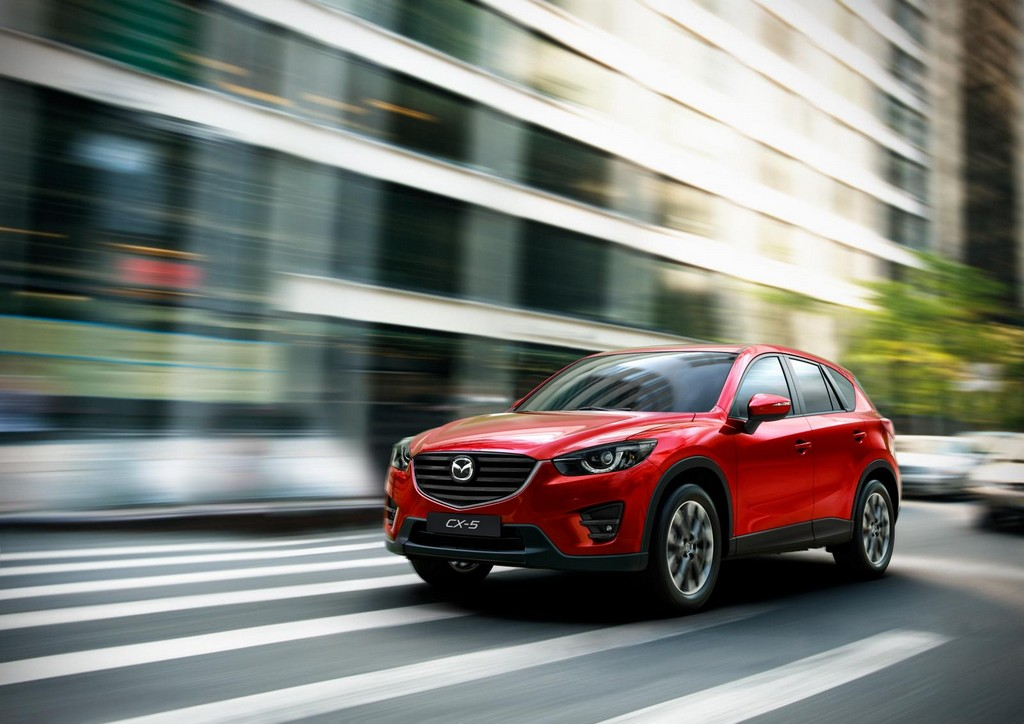2015 Mazda CX 5 1 Facelifted 2015 Mazda CX 5 at 22,295 GBP in UK