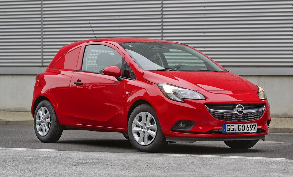2015 Opel Corsavan 2 2015 Opel Corsavan features and details