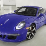 2015 Porsche 911 GTS Club Coupe (2)