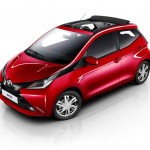 2015 Toyota Aygo X-Wave Convertible (1)