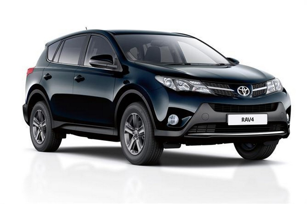 2015 Toyota RAV4 Business Edition UK Gets 2015 Toyota RAV4 Business Edition