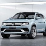 2015 Volkswagen Cross Coupe GTE Concept (1)