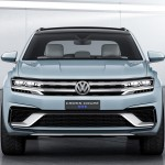 2015 Volkswagen Cross Coupe GTE Concept (2)