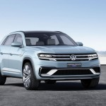 2015 Volkswagen Cross Coupe GTE Concept (5)