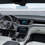 2015 Volkswagen Cross Coupe GTE Concept Interior