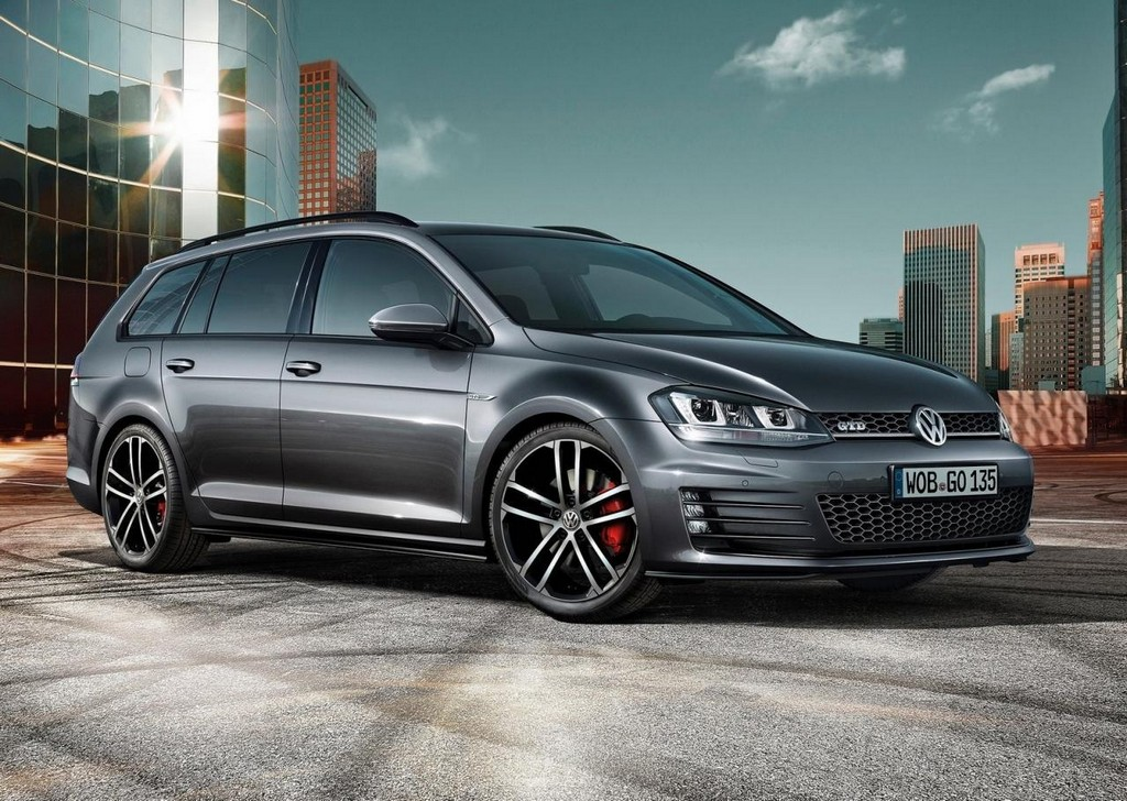 2015 Volkswagen Golf GTD Variant 1 New 2015 Golf GTD from Volkswagen: