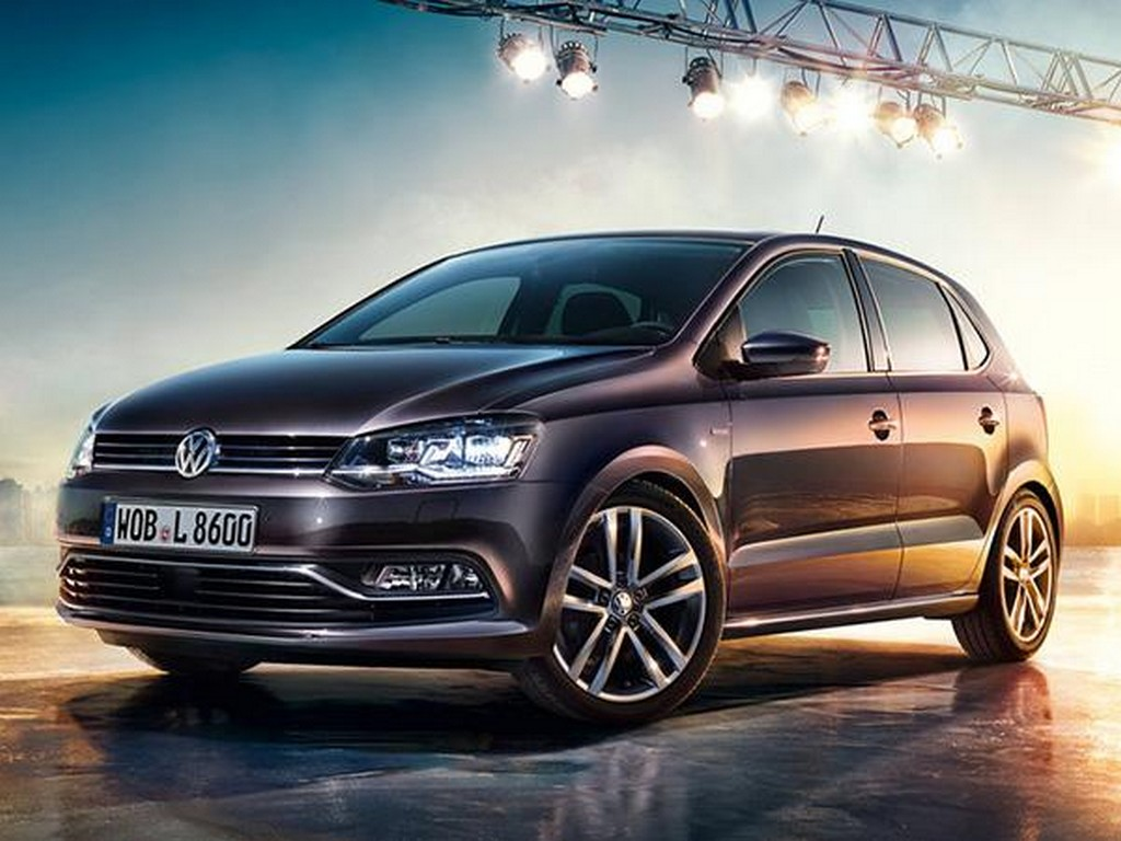 2015 Volkswagen Polo Lounge 1 Volkswagen Launches Polo Lounge Limited edition in Germany