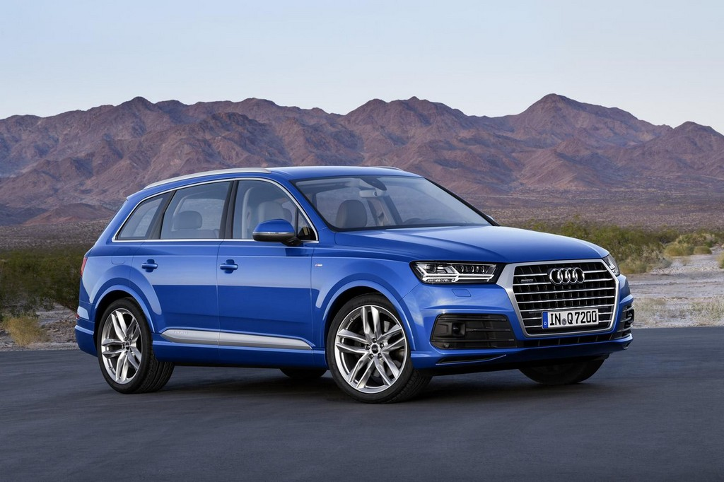 2016 Audi Q7 2 2016 Audi Q7 features and details