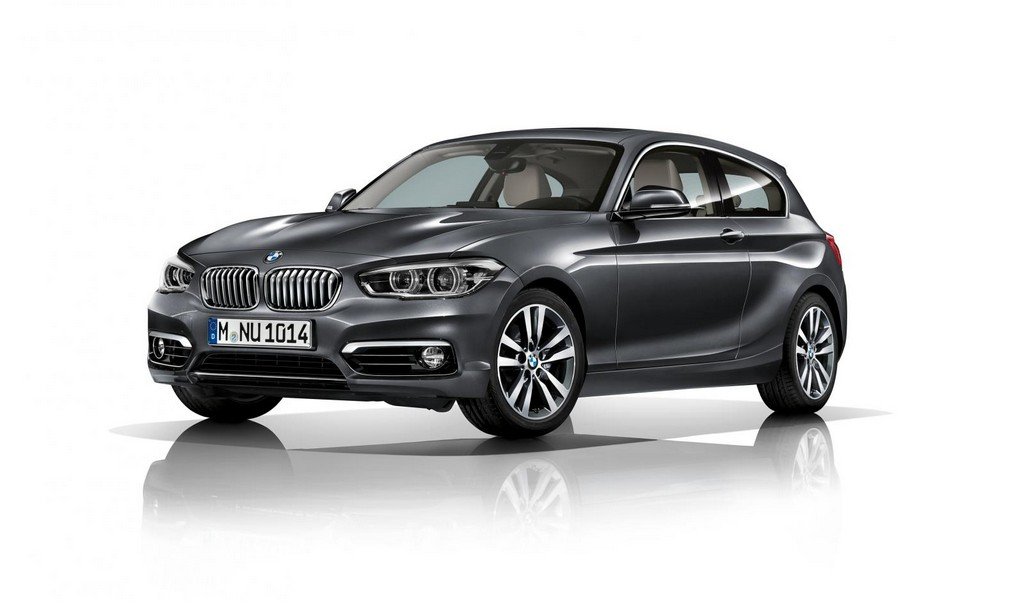 2016 BMW 1 Series Facelift 1 2016 BMW 1 Series features and details