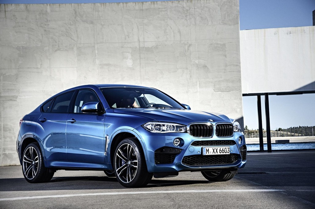 2016 BMW X6 M 1 2016 BMW X6 M Features and details