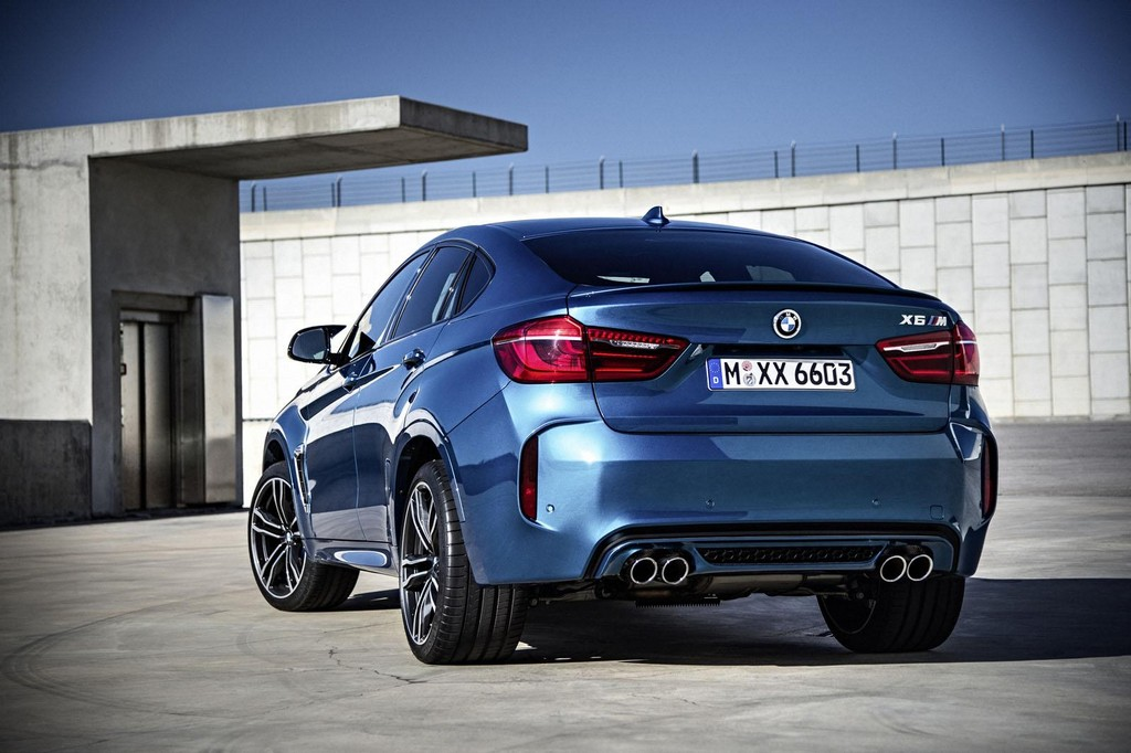 2016 BMW X6 M 6 2016 BMW X6 M Features and details