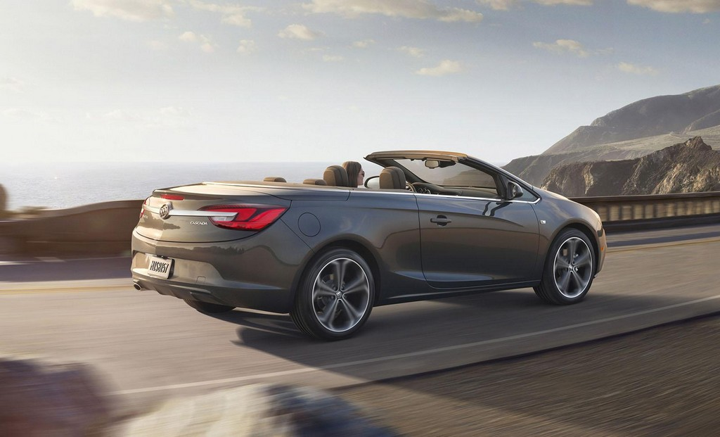 2016 Buick Cascada 4 2016 Buick Cascada features and photos