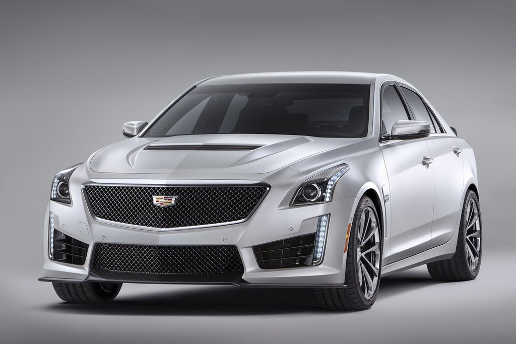 2016 Cadillac CTS V 1 2016 Cadillac CTS V features and photos