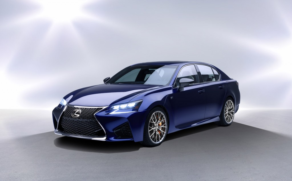 2016 Lexus GS F 11 2016 Lexus GS F Unveiled : Features and details