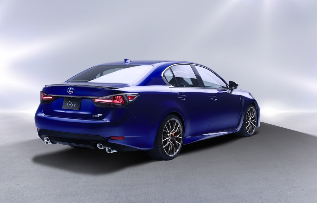 2016 Lexus GS F 31 2016 Lexus GS F Unveiled : Features and details