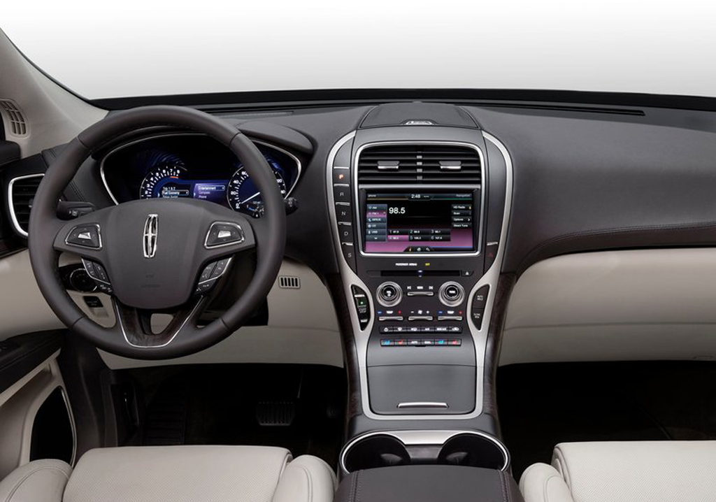 2016 Lincoln MKX Interior 1 2016 Lincoln MKX features