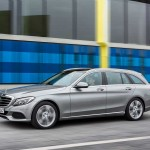 2016 Mercedes-Benz C350 Plug-In Hybrid Estate (4)