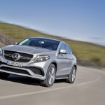 2016 Mercedes-Benz GLE63 AMG Coupe (2)