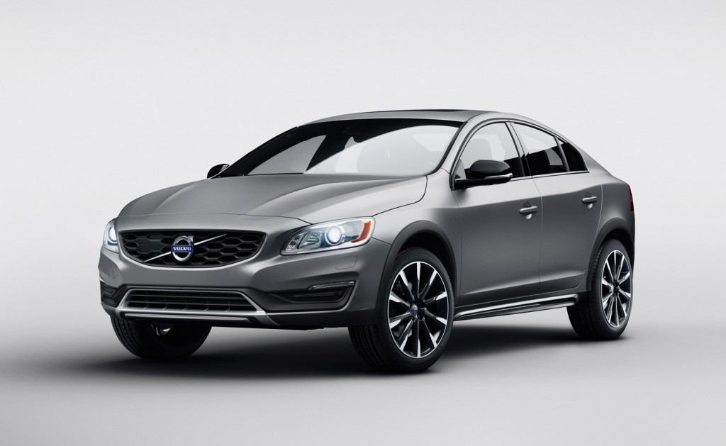 2016 Volvo S60 Cross Country 1 2016 Volvo S60 Cross Country