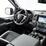 2017 Ford F-150 Raptor Interior (1)