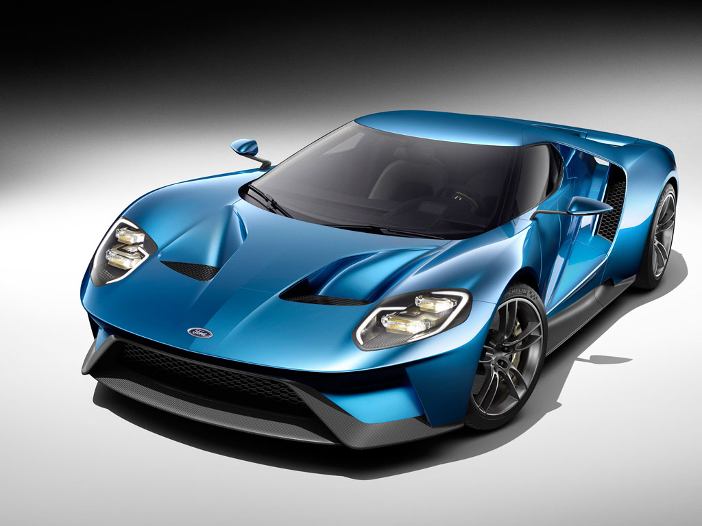 2017 Ford GT 1 2017 Ford GT details