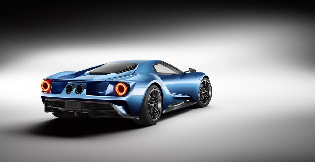 2017 Ford GT 3 2017 Ford GT details