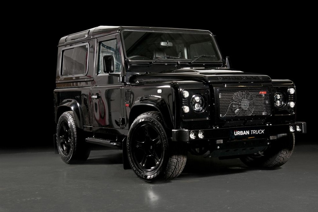 Land Rover Defender Ultimate RS by Urban Truck 1 Urban Truck Land Rover Defender Ultimate RS: