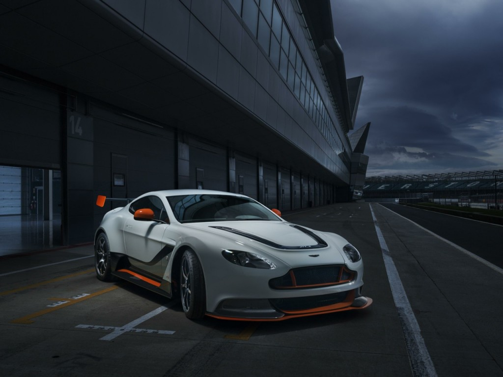 2015 Aston Martin Vantage GT3 Special Edition 2 Aston Martin gets ready to launch the 2015 Vantage GT3 Special Edition