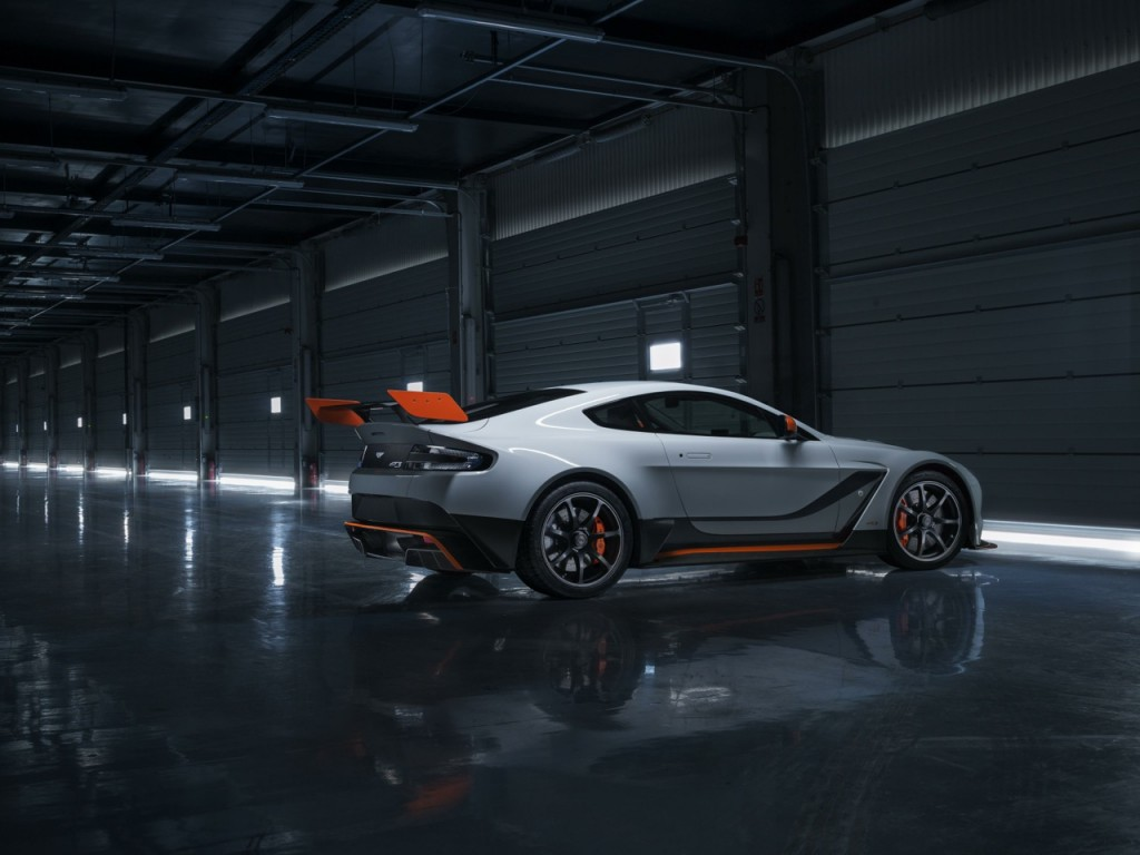 2015 Aston Martin Vantage GT3 Special Edition 4 Aston Martin gets ready to launch the 2015 Vantage GT3 Special Edition