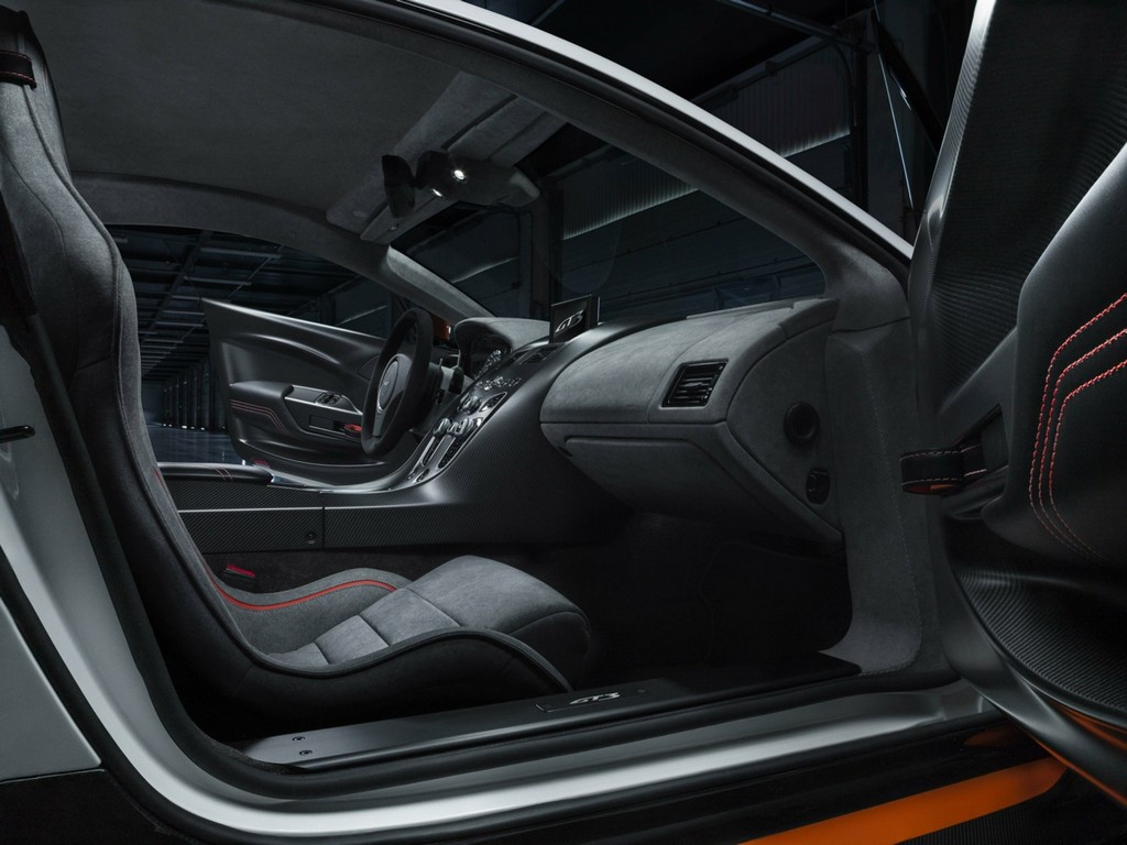 2015 Aston Martin Vantage GT3 Special Edition Interior 1 Aston Martin gets ready to launch the 2015 Vantage GT3 Special Edition