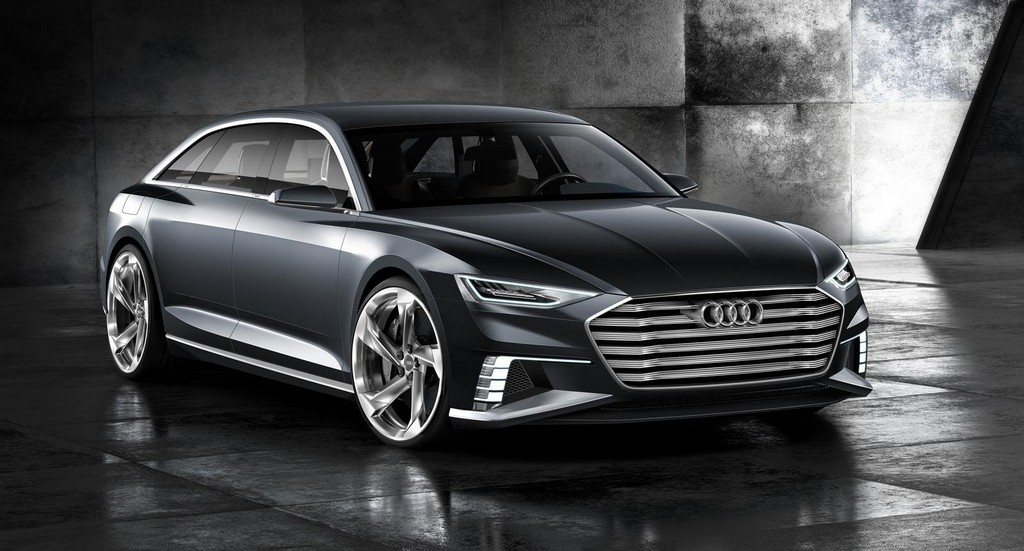 2015 Audi Prologue Avant Concept 1 Audi Reveals 2015 Prologue Avant Concept