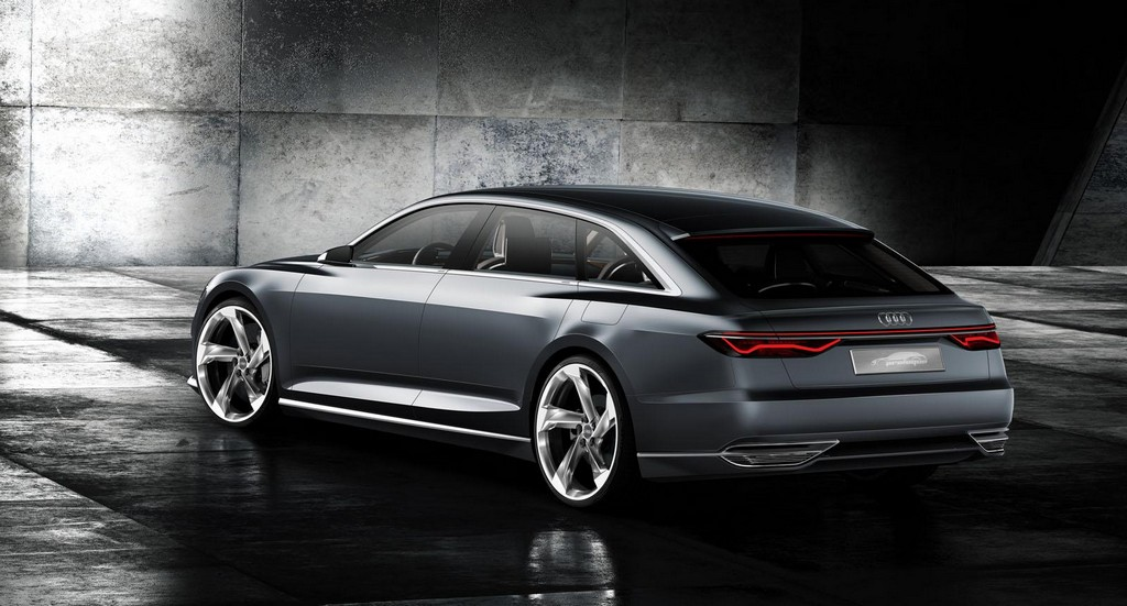 2015 Audi Prologue Avant Concept 6 Audi Reveals 2015 Prologue Avant Concept