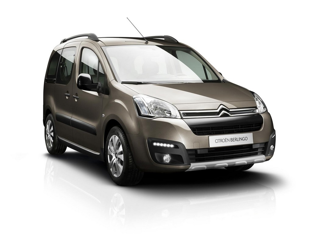 2015 Citroen Berlingo facelift 1 2015 Citroen Berlingo Facelift details