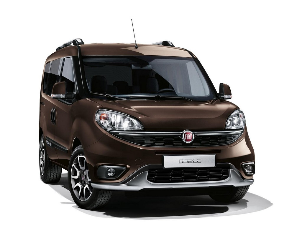 fiat announces 2015 doblo trekking. Black Bedroom Furniture Sets. Home Design Ideas