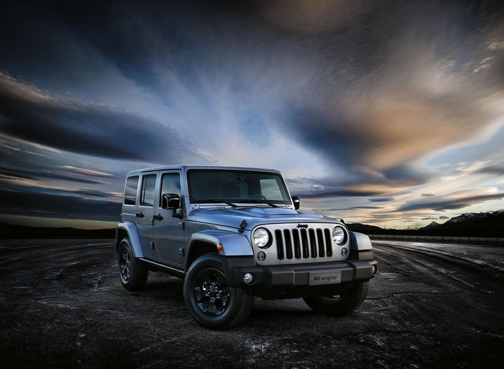 2015 Jeep Wrangler Black Edition II 1 2015 Jeep Wrangler Black Edition II