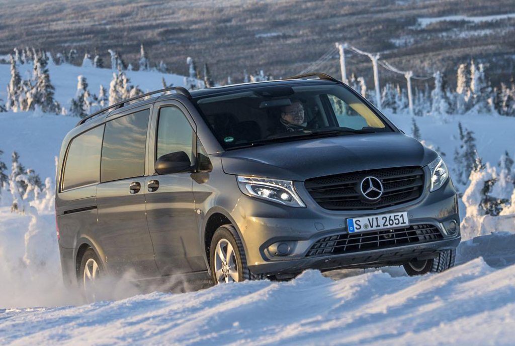 2015 Mercedes Vito 4x4 2015 Mercedes Vito 4x4 specifications revealed