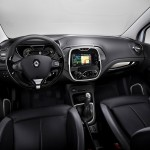 2015 Renault Captur Pure Interior