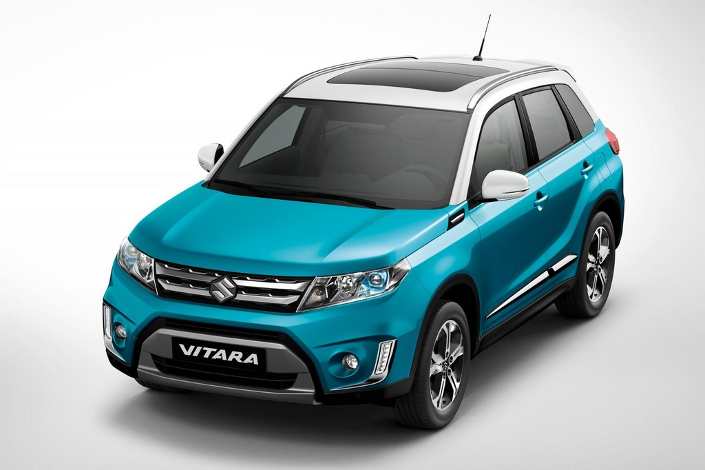 2015 Suzuki Vitara 1 2015 Suzuki Vitara   Compact SUV in UK features and details