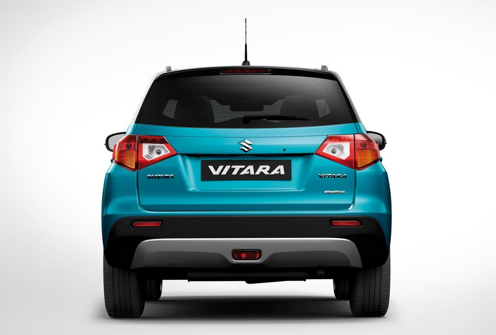 2015 Suzuki Vitara 5 2015 Suzuki Vitara   Compact SUV in UK features and details
