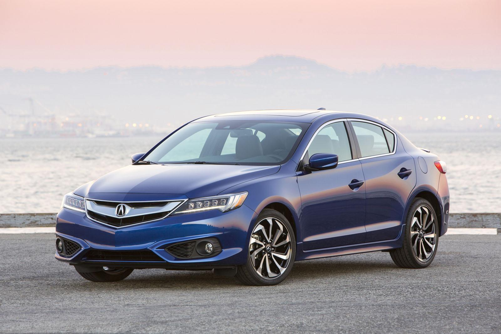 2016 Acura ILX 3 2016 Acura ILX Features and details