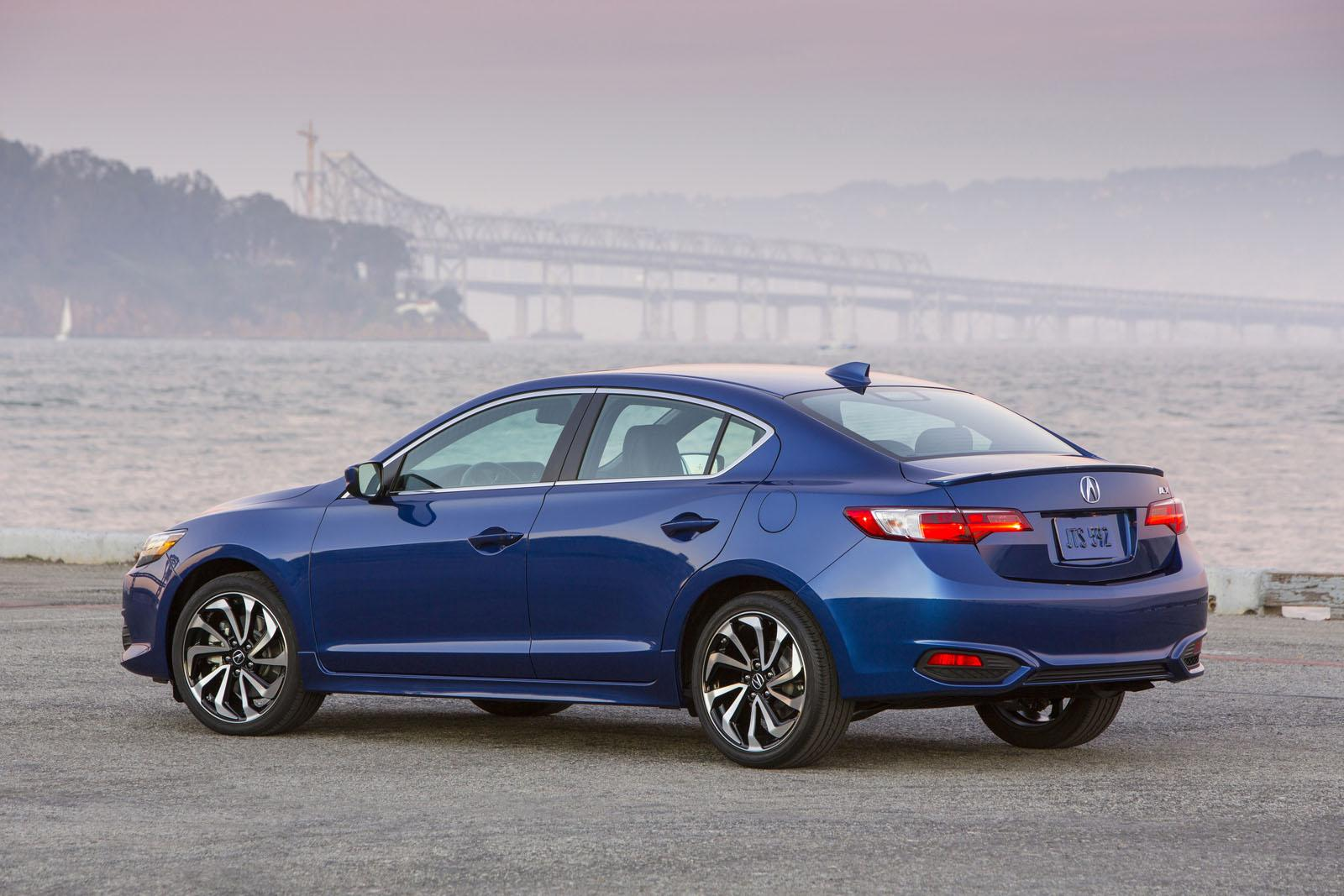 2016 Acura ILX 5 2016 Acura ILX Features and details
