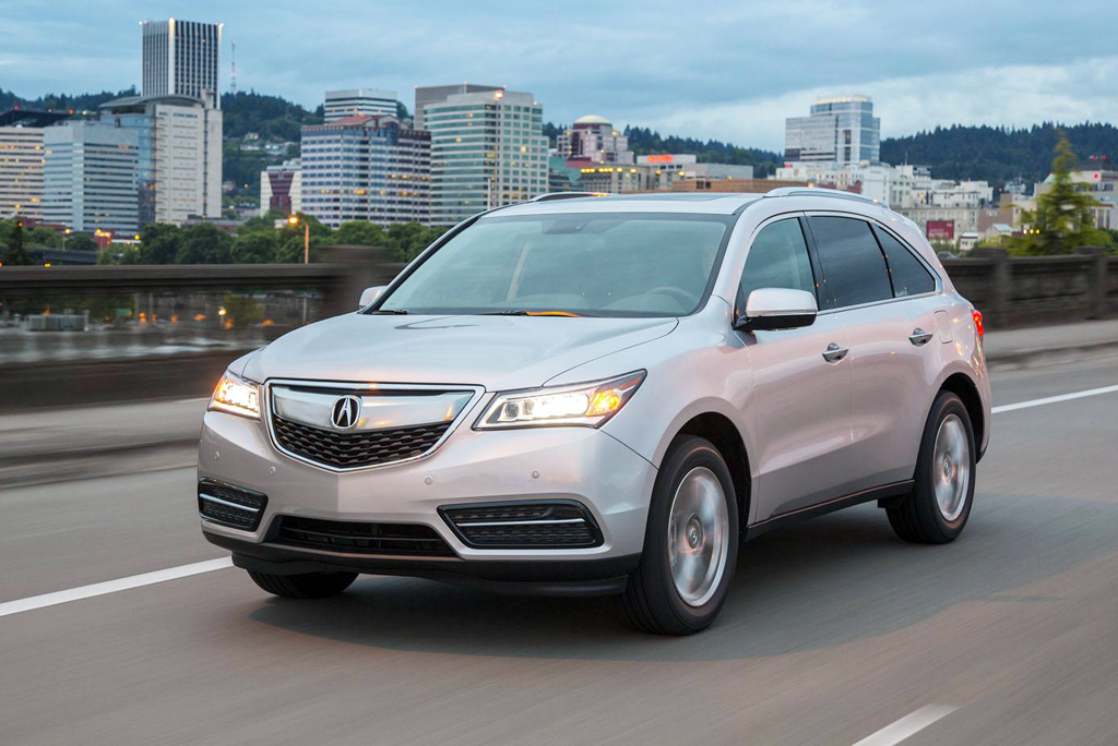 2016 Acura MDX 2016 Acura MDX features and details