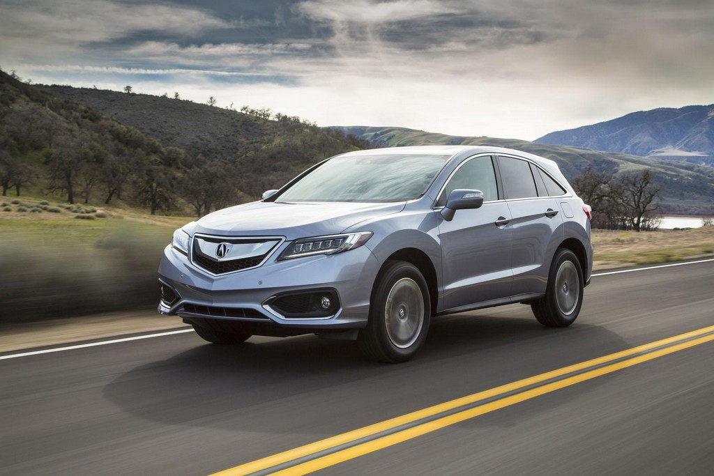 2016 Acura RDX 3 2016 Acura RDX revealed at Chicago Auto Show